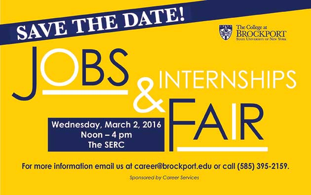 Jobs and Internships Fair