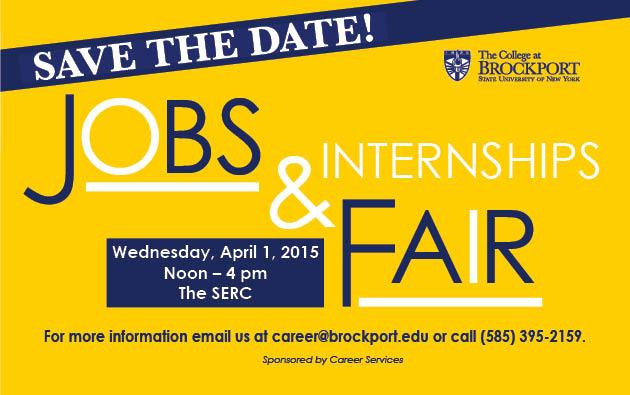Jobs & Internship Fair