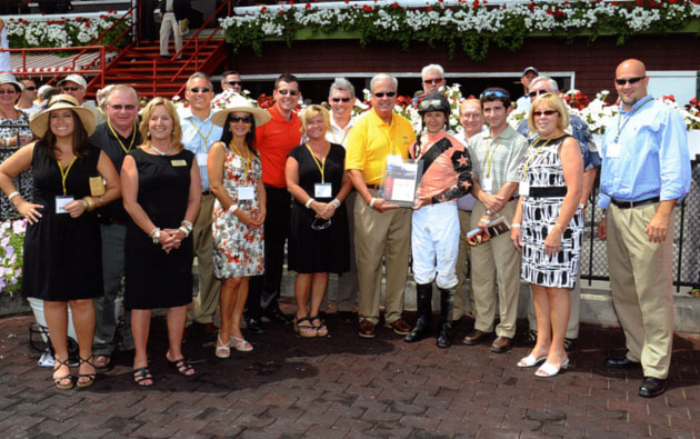 Saratoga Day at the Races