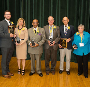 Congrats to our 2017 Alumni Award Winners